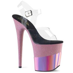 extra vysoké dámské boty Flamingo-808-2hgm-cbpghg
