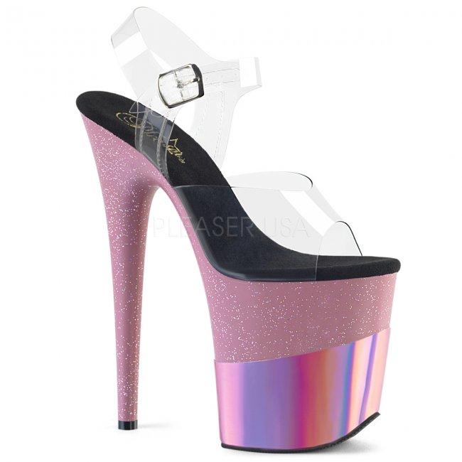 extra vysoké dámské boty Flamingo-808-2hgm-cbpghg - Velikost 38