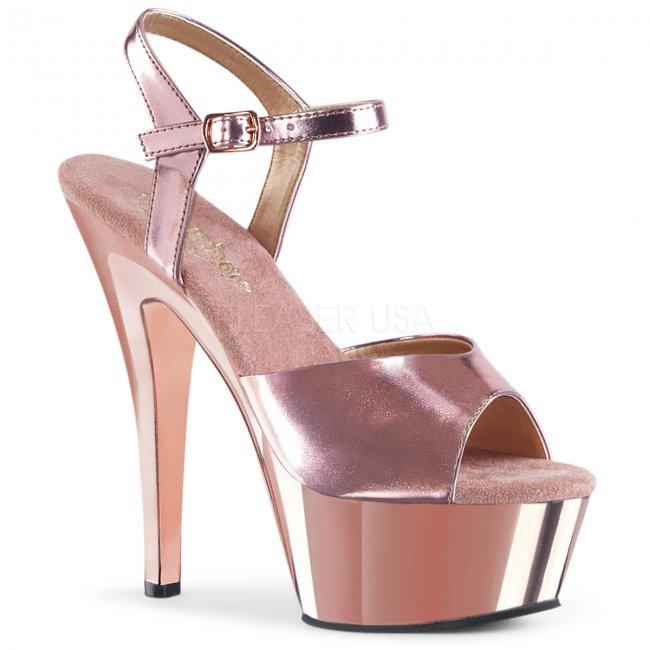 dámské sandálky Kiss-209-rogldpu - Velikost 39